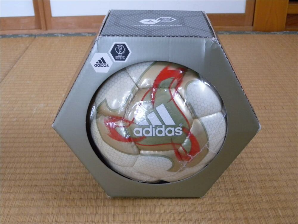 Advertisement Ebay Adidas Fevernova 2002 Fifa World Cup Official Match Ball Football Soccer Japan Fifa World Cup Soccer Fifa