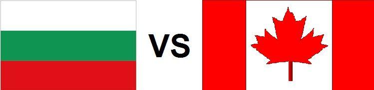Bulgaria VS Canada Live Scores, Predictions, Match Results