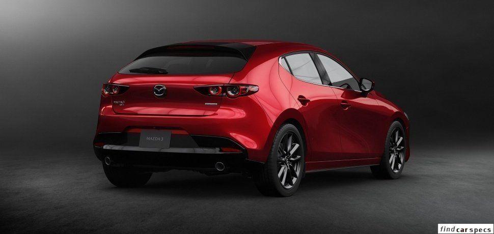 Mazda 3 3 Iv Hatchback 2 5 Skyactiv G 186 Hp Cda Petrol Gasoline 2019 3 Iv Hatchback 2 5 Skyactiv G 186 Hp In 2020 Hatchback Mazda Cars Mazda