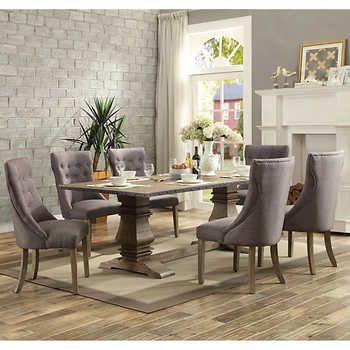 Granada 7Pcdining Set  Costco  Pinterest  Granada Dining Amusing Dining Room Sets Costco 2018
