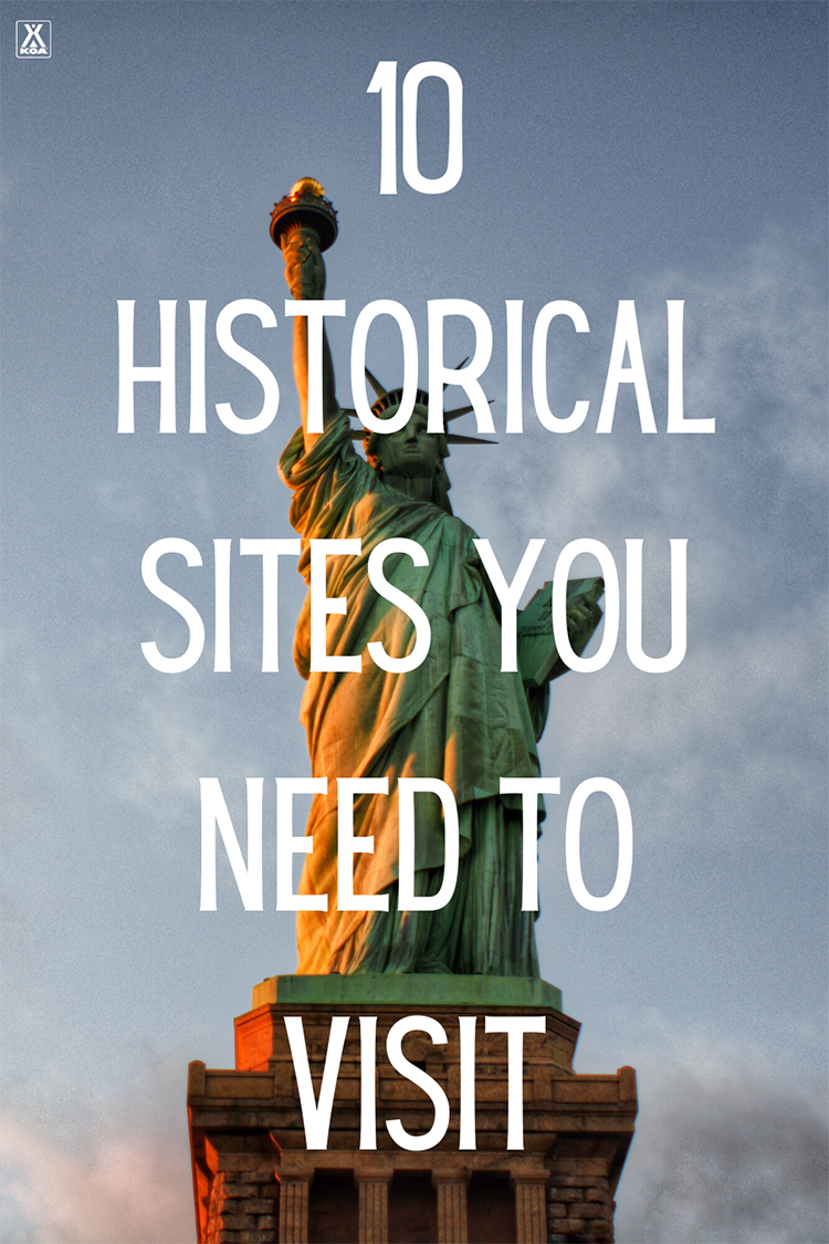 Photo of 10 American Historical Sites Totally Worth a Visit