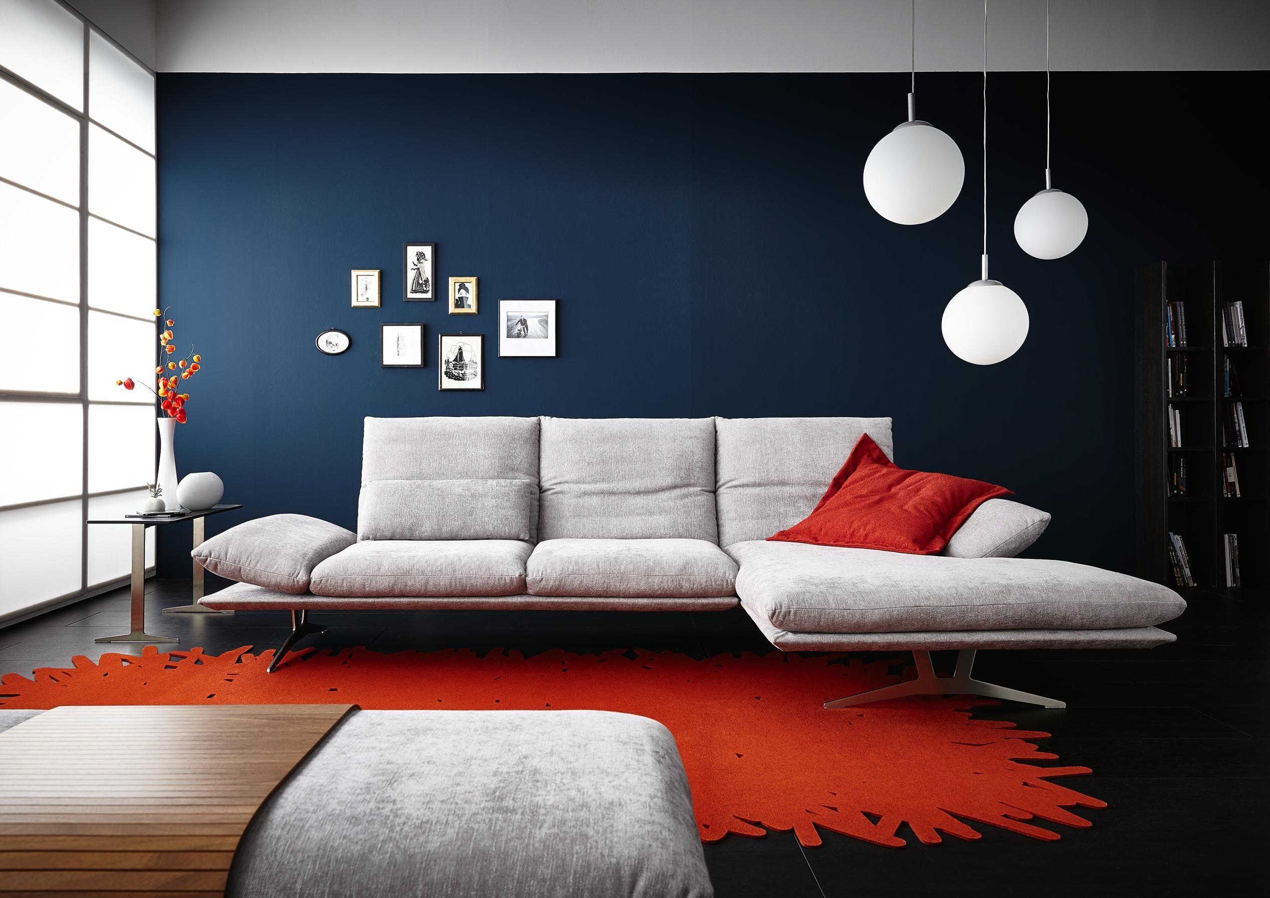 wohnlandschaft in holz textil gr n in 2019 modern furniture pinterest sofa living room. Black Bedroom Furniture Sets. Home Design Ideas