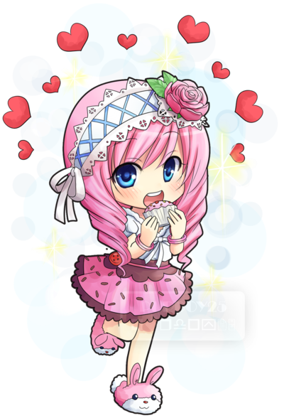 Google Image Result for http://www.deviantart.com/download/190383658/anime_chibi_girl_pink_cupcake_by_animemaidenx-d35ckyy.png
