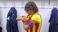 Carles Puyol tornada