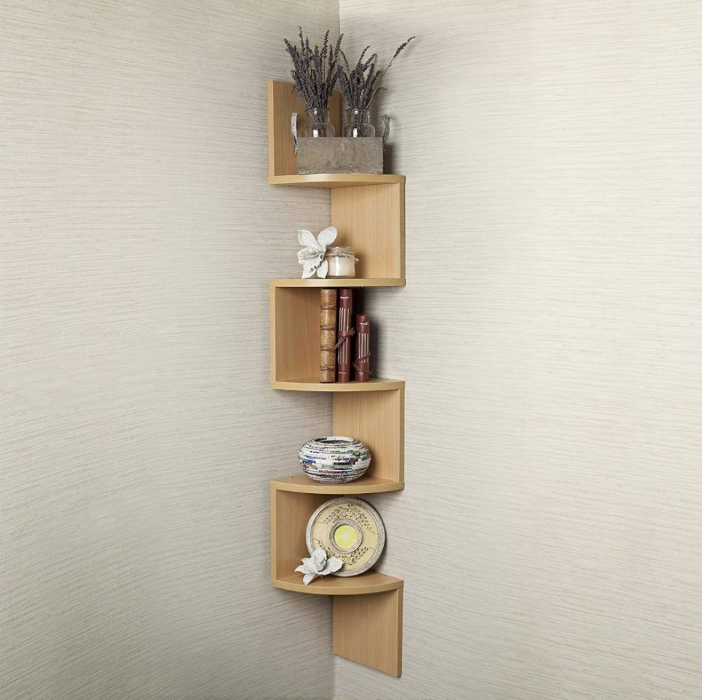 Simple Bedroom Wall Decor Bedroom Wall Decor Ebay Contemporary Bedroom Cupboards Colours Of Bedroom Walls: Awesome Beige Laminated Particle Wood Wall Mounted Corner