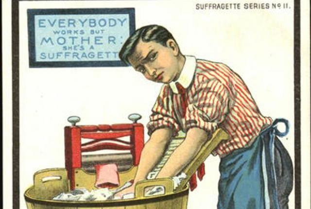 Antisuffragist anxieties