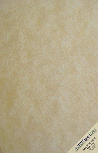 50 Old Age Parchment 65lb Cover Weight Paper 11 X 17 Inches Cardstock Colored Sheets Tabloidledger Size Print Scrapbook Album Cover Cover Paper Scrapbook Album