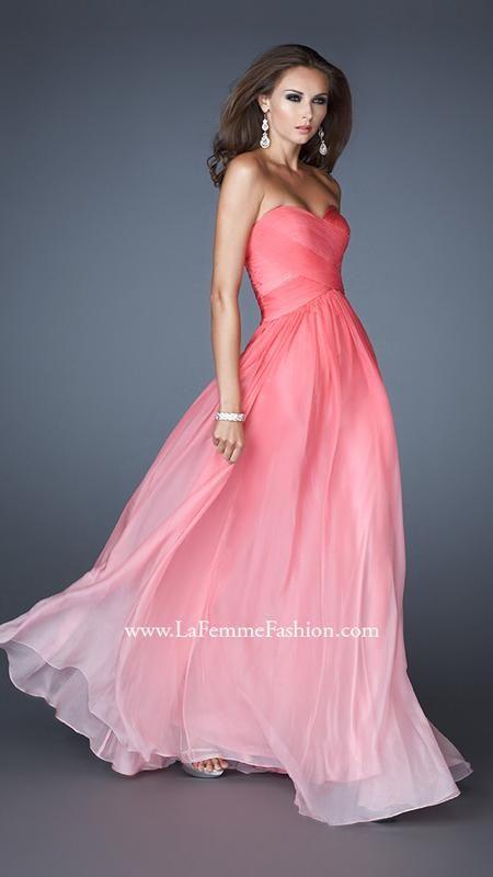 Pink Faded Bridesmaid Dress | WEDDING IDEAS | Pinterest | Vestiditos ...