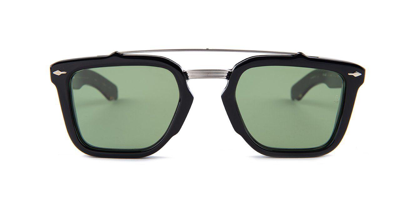 808e8e21704 Jacques Marie Mage - Arapaho Black - Green sunglasses
