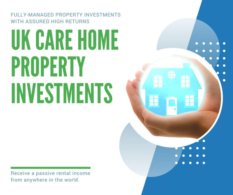 Care Home Investment UK Investing, investing