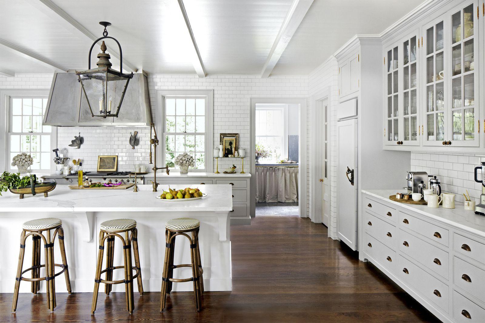 32 Kitchen Trends For 2020 That We Predict Will Be Everywhere Kitchen Inspiration Design White Kitchen Design Gorgeous Kitchens