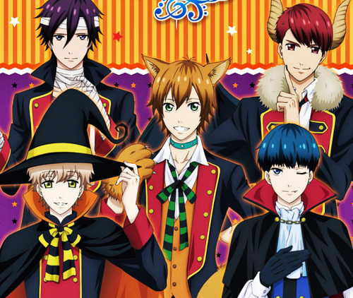 Happy Halloween! High School Star Musical (STARMYU