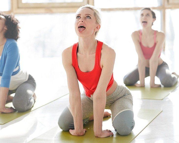 Гимнастика быстрого похудения