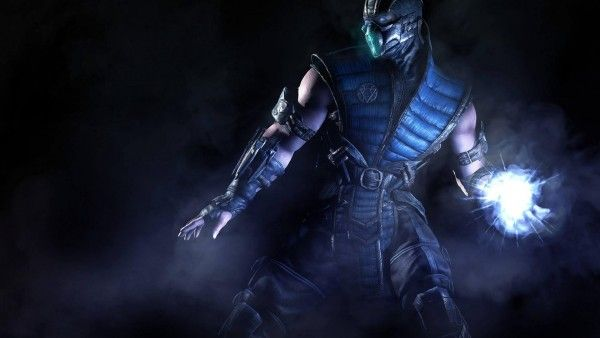 Download Sub Zero In Mortal Kombat X Wallpaper For Desktop