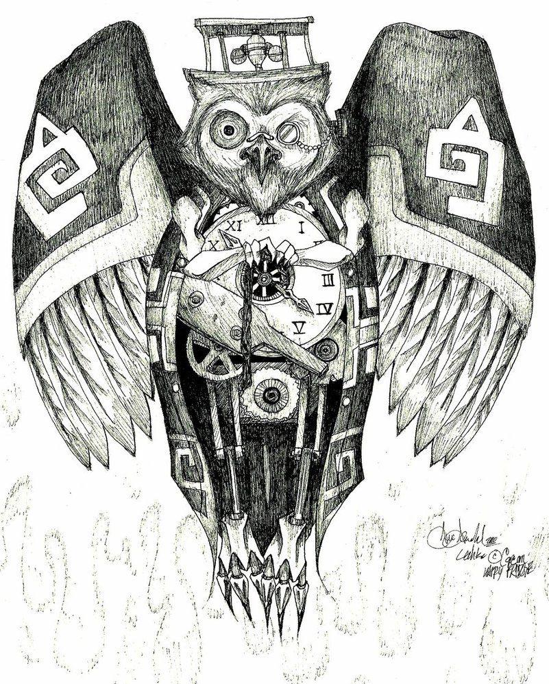 okami demon owls owl demon lechku by happyfridge on deviantart