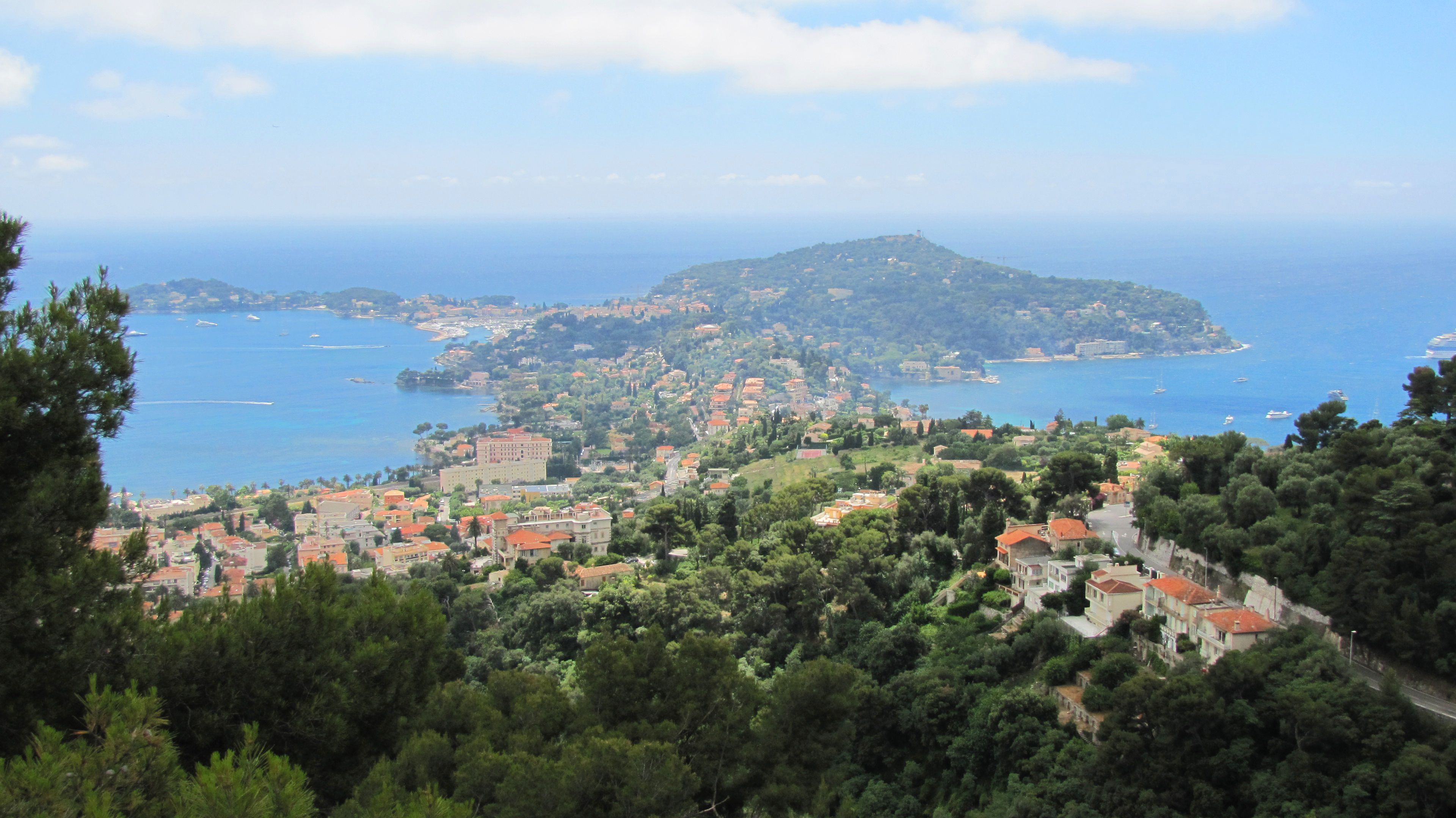 Village Of Eze France Photography By Andrea Arbit Village Eze Southern France French Riviera Aerial View Mountain France Photography Aerial Riviera
