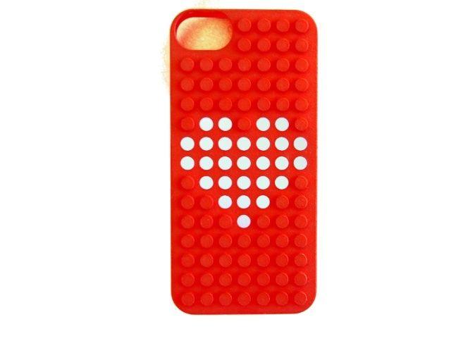 iPhone 5 Heart Cover  by HenryAlfredo