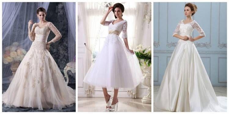 Hochzeitskleid Dicke Arme in 2020 | Hochzeitskleid