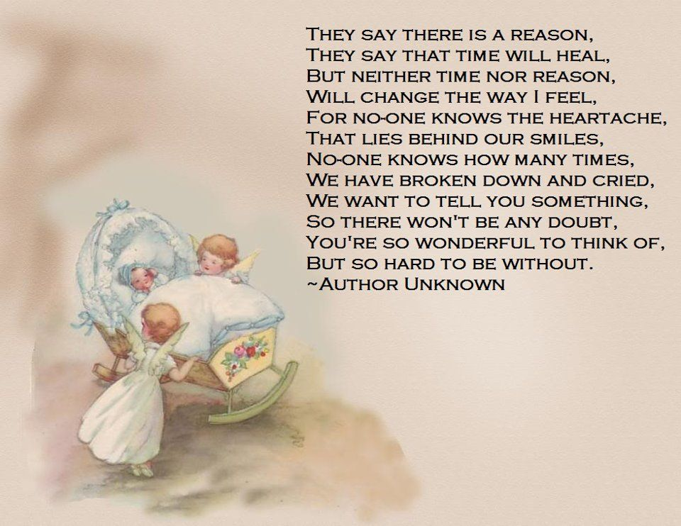 Pin On Loss Of A Baby Or Child Heaven And Baby Angels