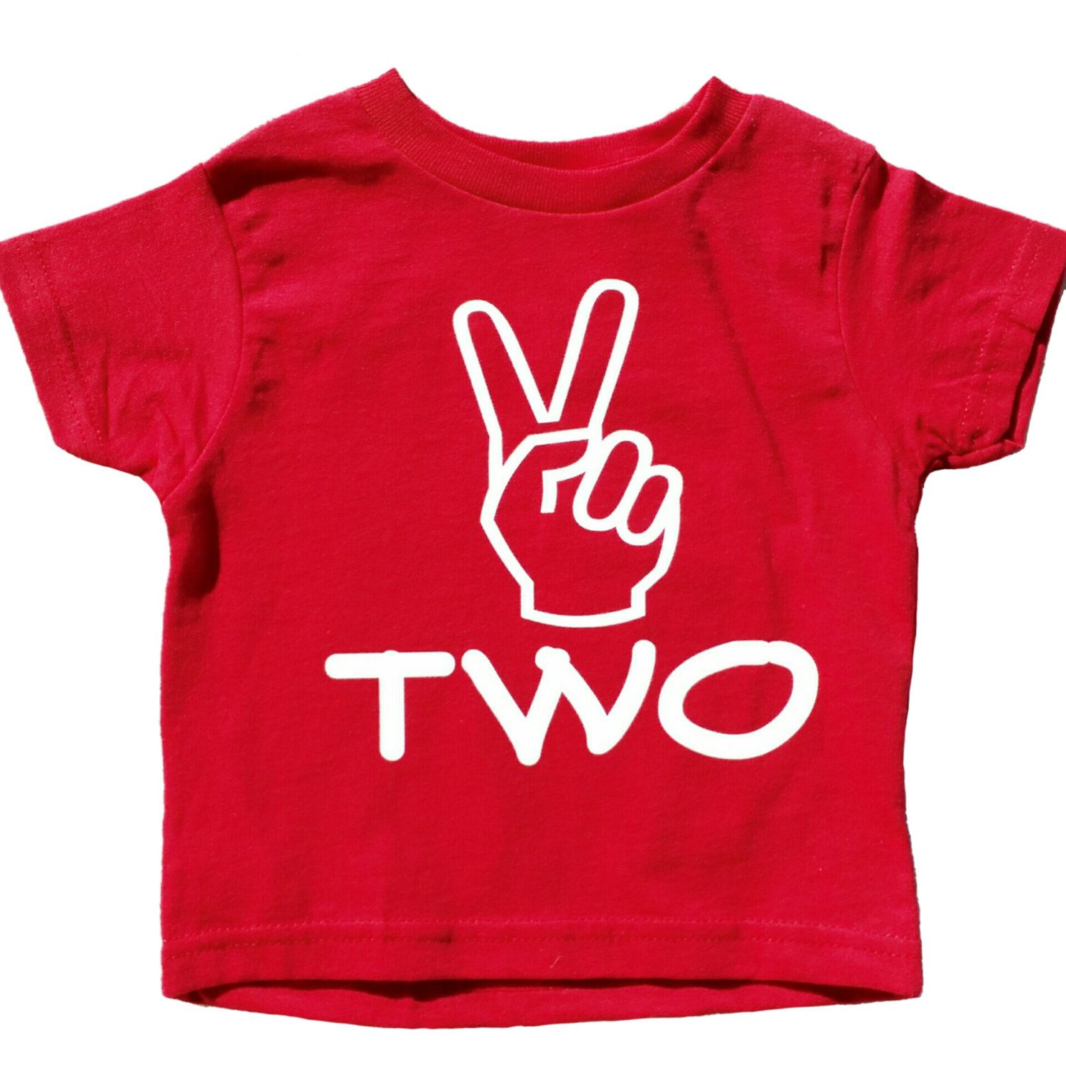 Gender Neutral Two Years Old Birthday Party Shirt Outfit 2nd Bday Second Tee For Girls Or Boys Toddler Clothing C Liv Co