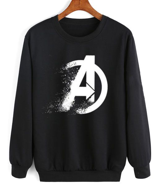 Marvel Avengers Endgame Classic Logo Mens Graphic T Shirt Size S-3XL