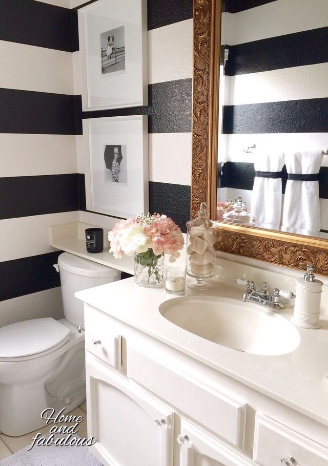 Love The Frame Placement Over Toilet
