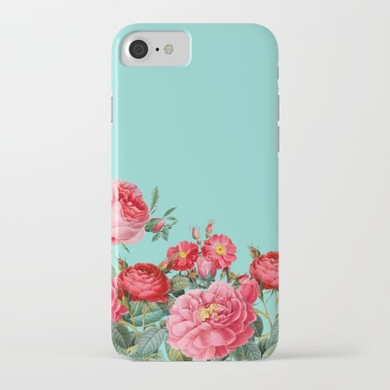 Fab Floral iPhone & iPod Case