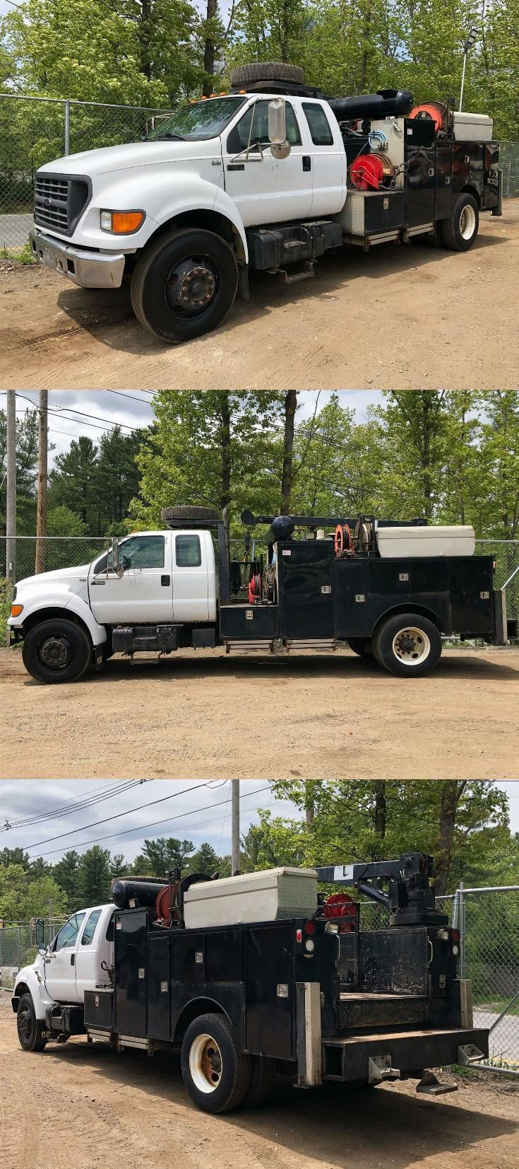 very solid 2000 Ford f650 truck Trucks, Trucks for sale