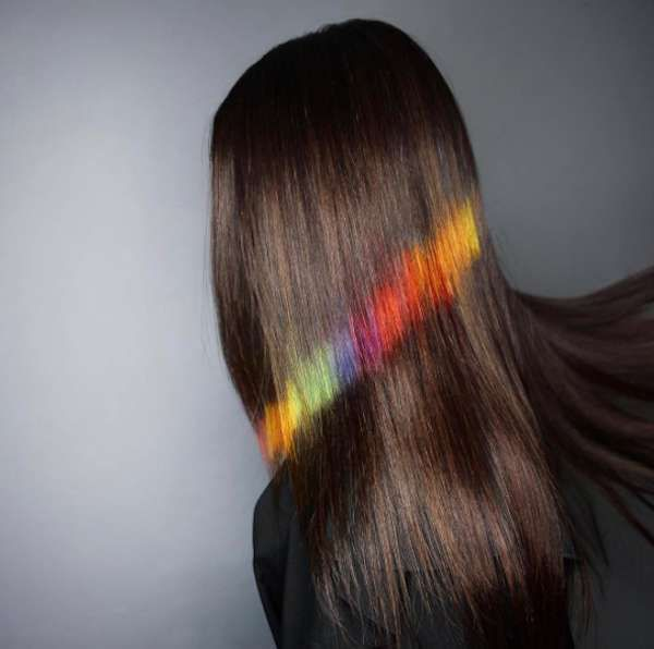 Image Result For Shine Line Hair Color Holographic Hair Hair Color Schwarzkopf Hair Color