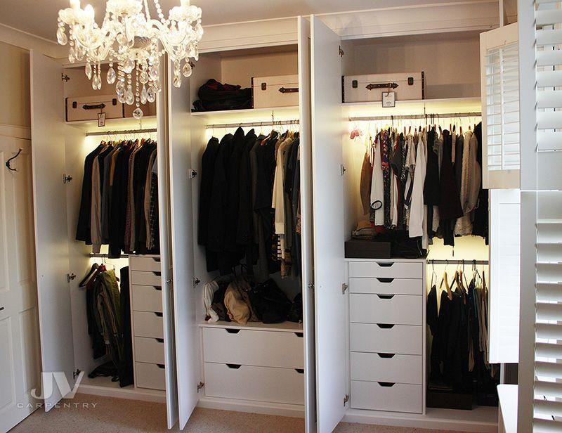 64 Best Built-in wardrobe interior layout ideas