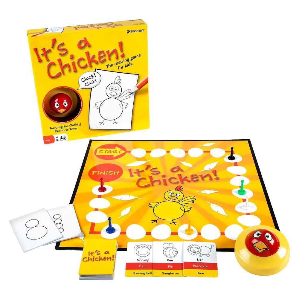 It's A Chicken! Game Board Game Chicken games, Games