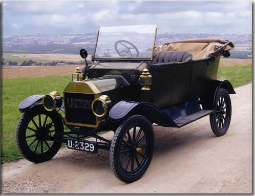 One Of The First Cars In Nz Model T Cool Old Cars Veteran Car
