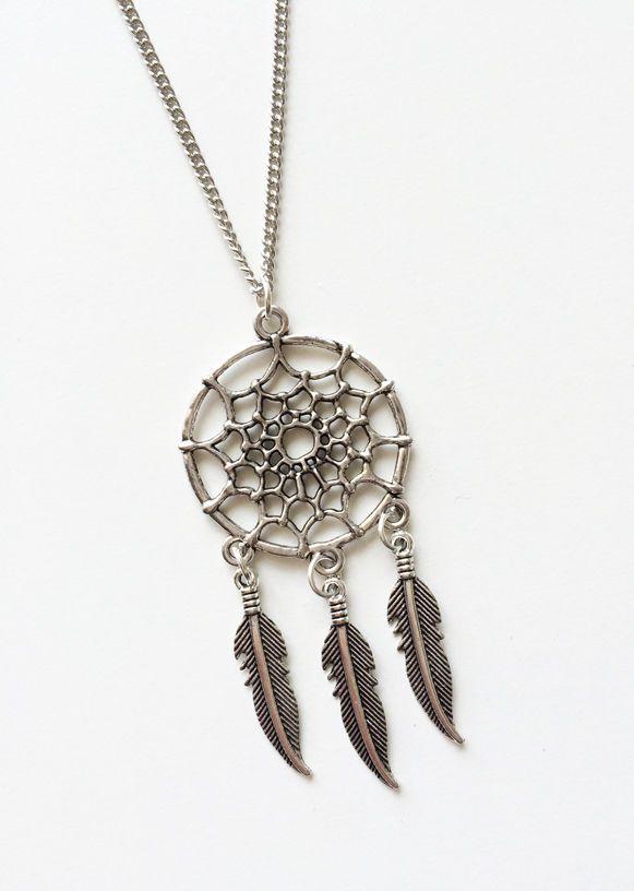 1477fa7b27e9 Collar de atrapasueños