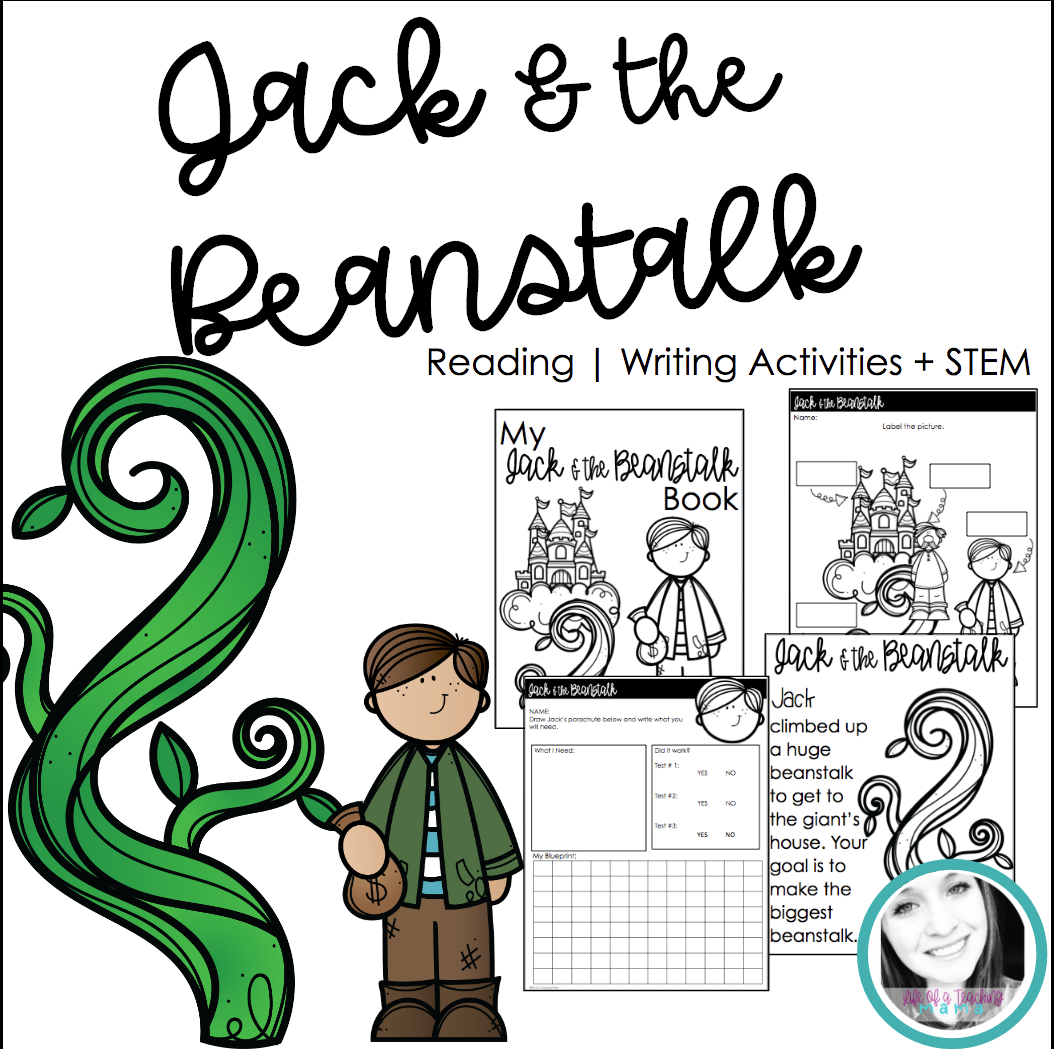 Jack And The Beanstalk Ela Amp Stem In
