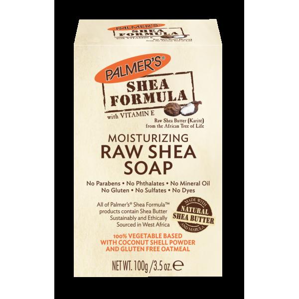 Raw Shea Soap