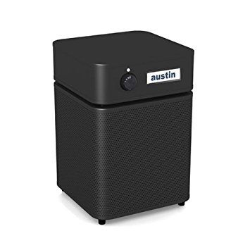 Austin Health Mate Hm200 Black Junior Air Purifier With 4 Stage