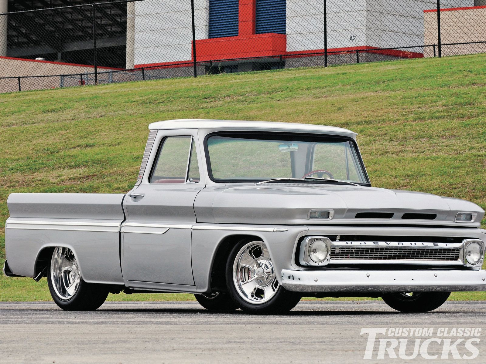 Purchased On Ebay Tim Wilson S 1965 Chevy C10 Was A