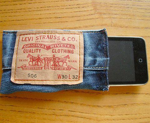 Levi's phone pocket