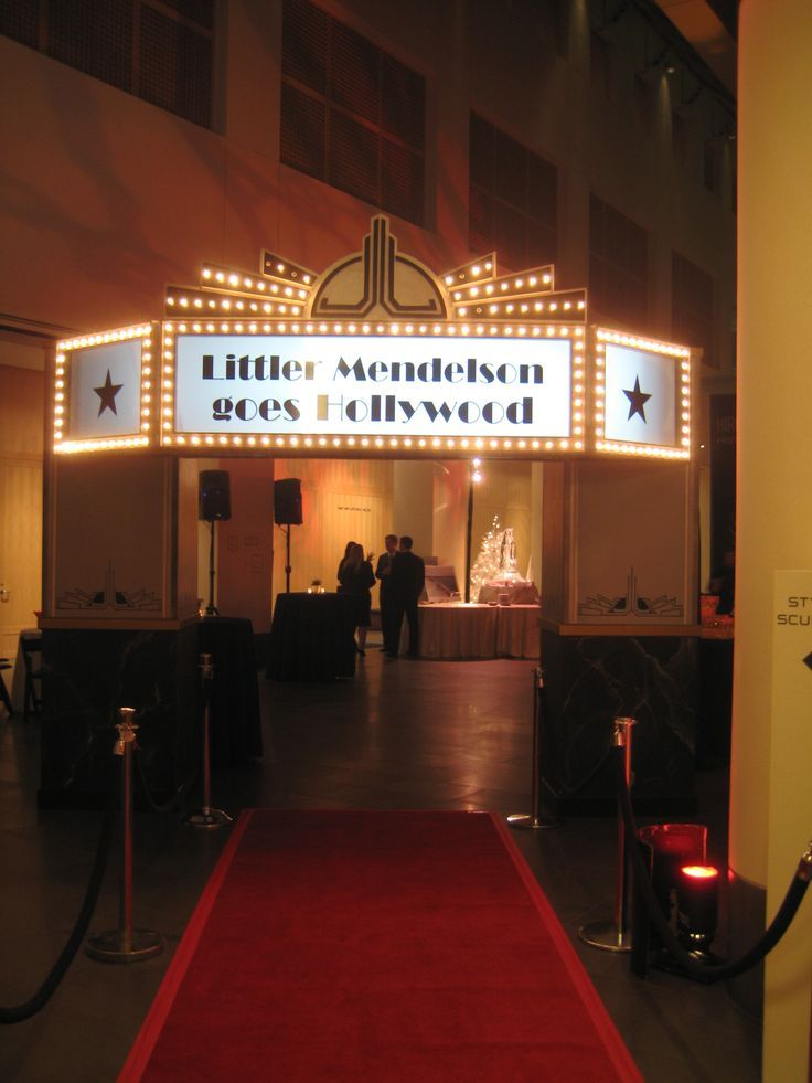 Image Result For Hollywood Themed Prom Hollywood Party
