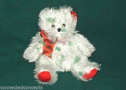 Christmas Ty Punkies - Lil' Santa Claws the Teddy Bear RETIRED  - Available at Connected Concepts e-Commerce Shop at eBay Stores