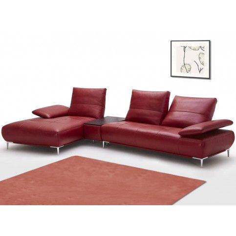 Sabrina Leather Sectional Sofa 이미지 포함 쇼파 소파