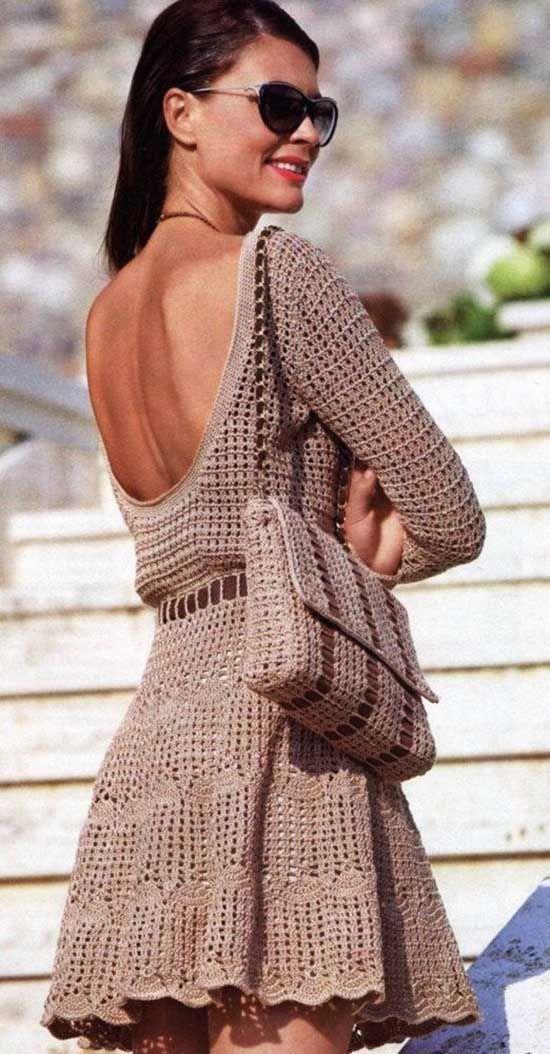 Платье в стиле бохо - богемный шик (фото) | Бохо ...