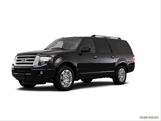 2013 Ford Expedition 8 Passenger Vehicle With Large Trunk Space