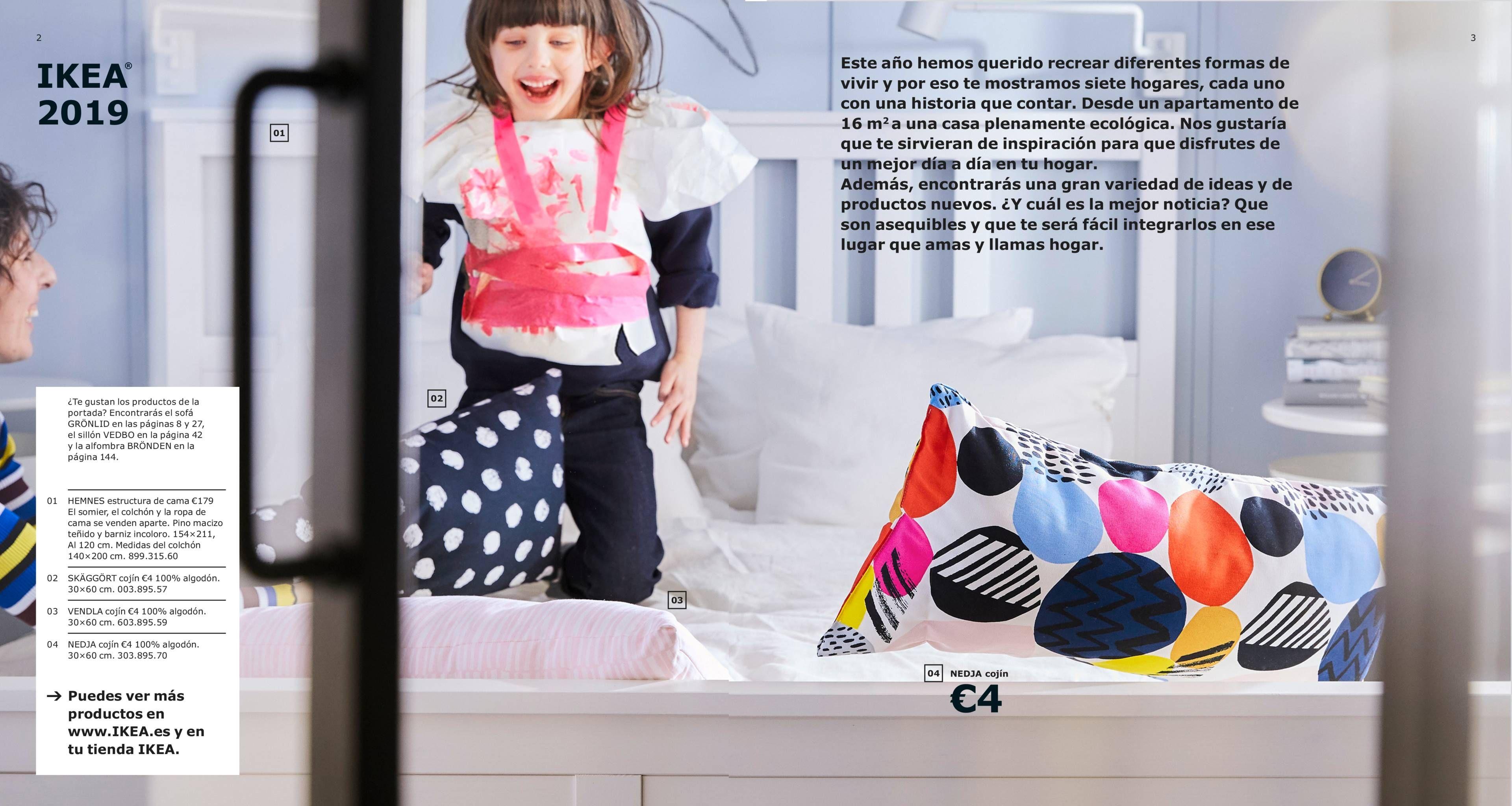 f0735fdb788 IKEA catalogue 2019 - CATÁLOGO 2019   catálogo ikea   Ikea, Ikea usa ...