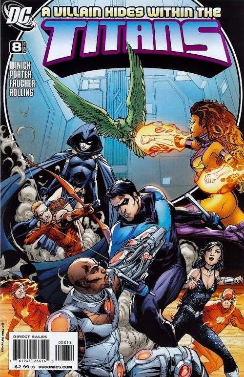 Titans/Covers DC Comics Database Jojo's bizarre