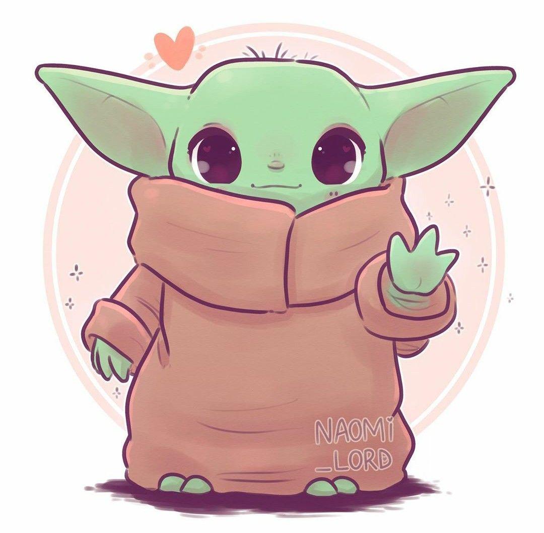 Baby Yoda Yoda Drawing Yoda Wallpaper Yoda Art