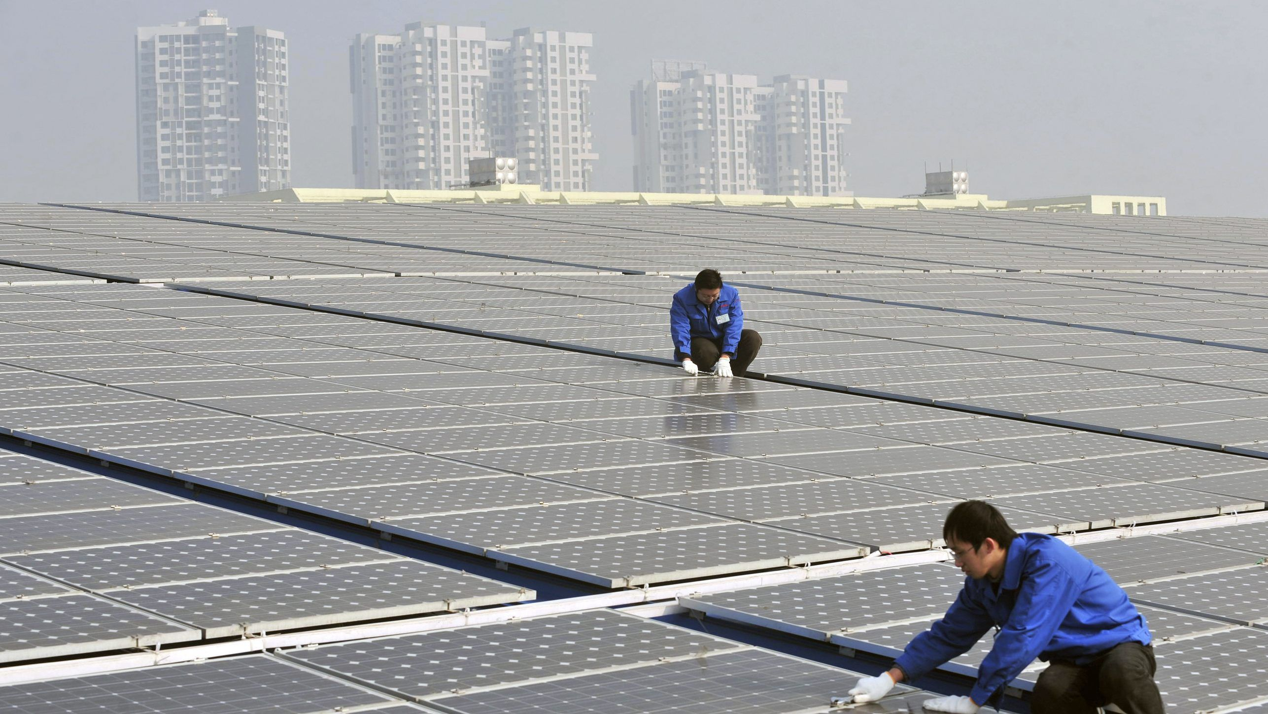China\'s air pollution is hindering its ability to produce solar ...