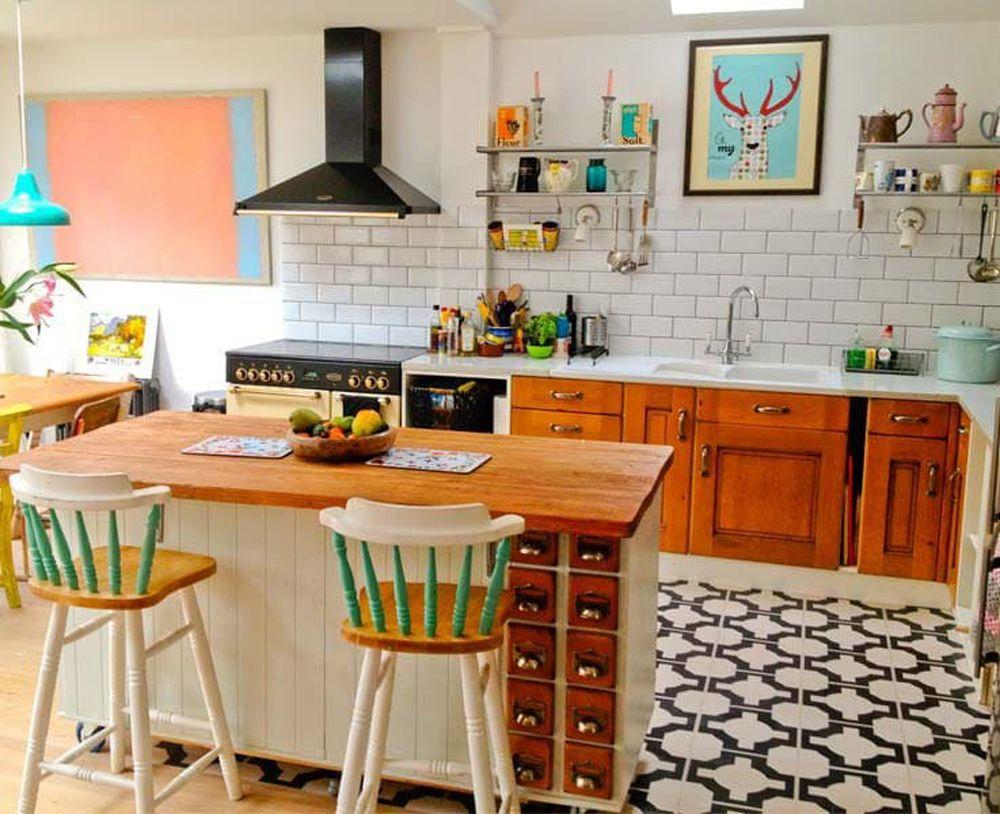 Pločice od vinila ili linoleuma kitchen peg board walls
