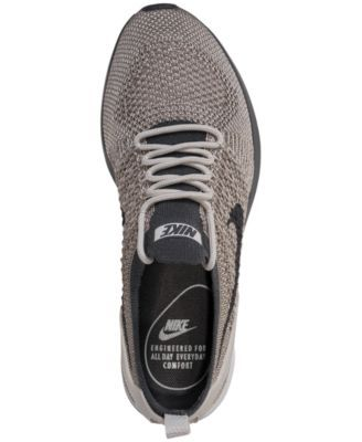 67220798132 Nike Women s Air Zoom Mariah Flyknit Racer Casual Sneakers from Finish Line  - Black 10