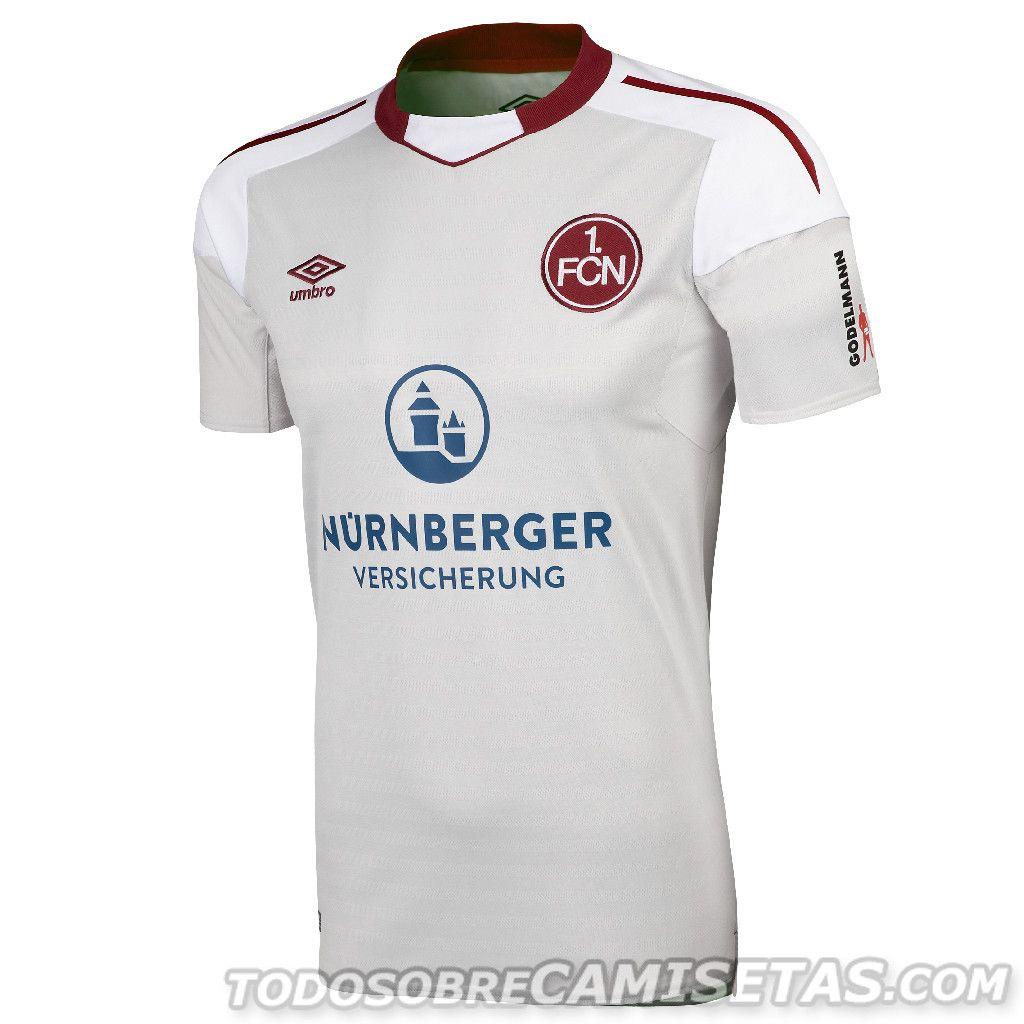 1. FC Nürnberg 2017-18 Umbro Away Kit  1c990af96f1